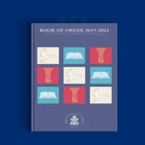 Image of Book of Order 2019-2021