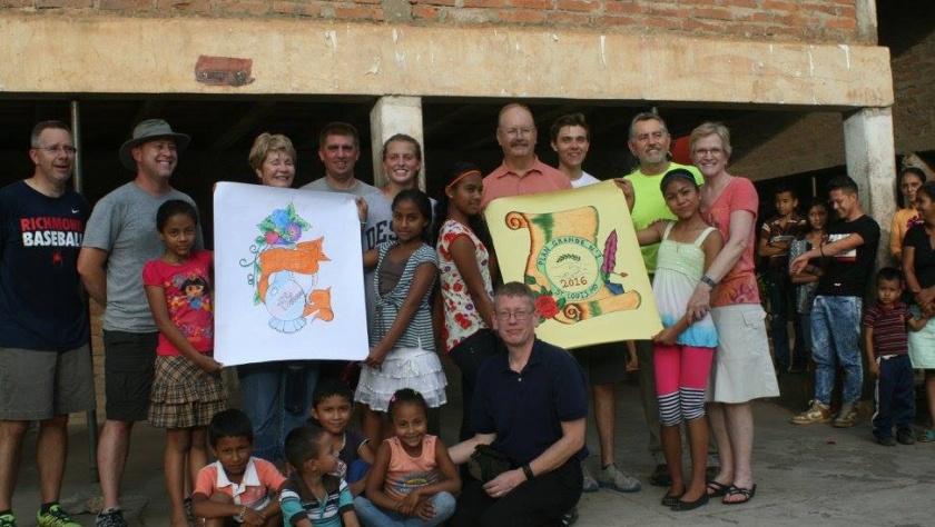 Nicaragua Group Photo B