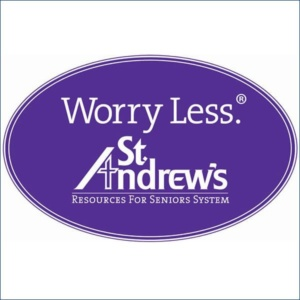 St Andrews Senior Solutions Logo